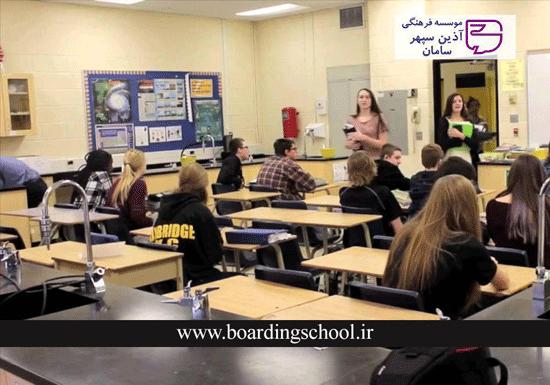مدارس شبانهروزي كانادا