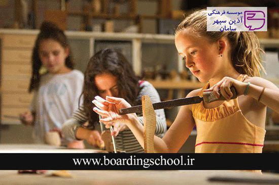 مدارس شبانه روزي در كانادا