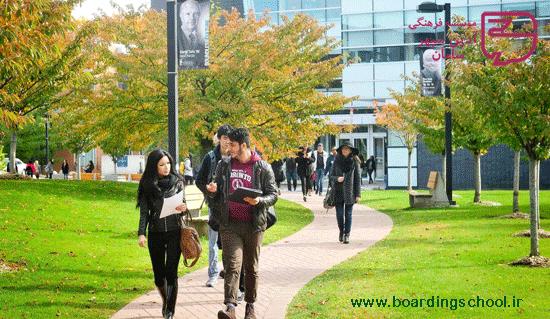 دانشگاه هاي كانادا تورنتو