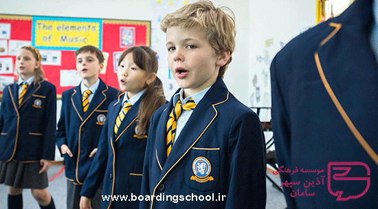 مدارس شبانه روزي انگلستان